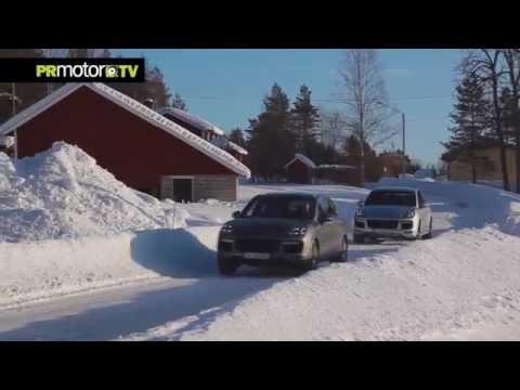 Nuevas Porsche Cayenne GTS y Cayenne Turbo S- Car News TV en PRMotor TV Channel