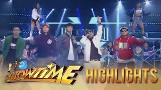 """It's Showtime: Andrew E and Damuho Skwad perform their latest single """"Neng, Ikaw Ba 'Yan?"""" thumbnail"""