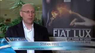 VATICANO - Fiat Lux Konferenz in Rom