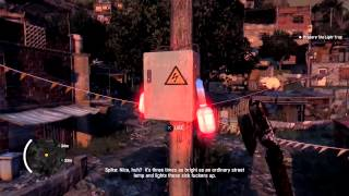 Dying Light Gameplay - XBOX ONE - XBOX 360 - PS3 - PS4 e PC®
