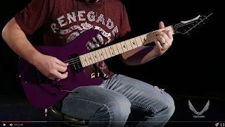 Dean Guitars Custom Zone II FLOYD
