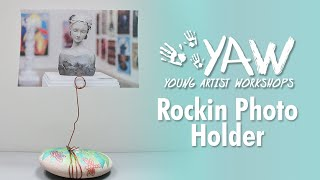 YAW Rockin Photo Holder