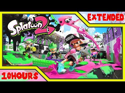 Credits - Splatoon 2 Music Extended 10 Hours