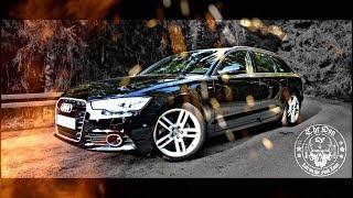 audi a6 quattro v6 2013 highspeed time attack run on b road   speedrun 2014