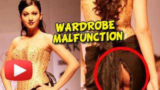 Katrina Kaif, Guahar Khan, Mallika Sherawat | Actresses And Their Wardrobe Malfunctions
