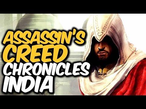 Trailer do filme Assassins Creed: Chronicles India - O Filme