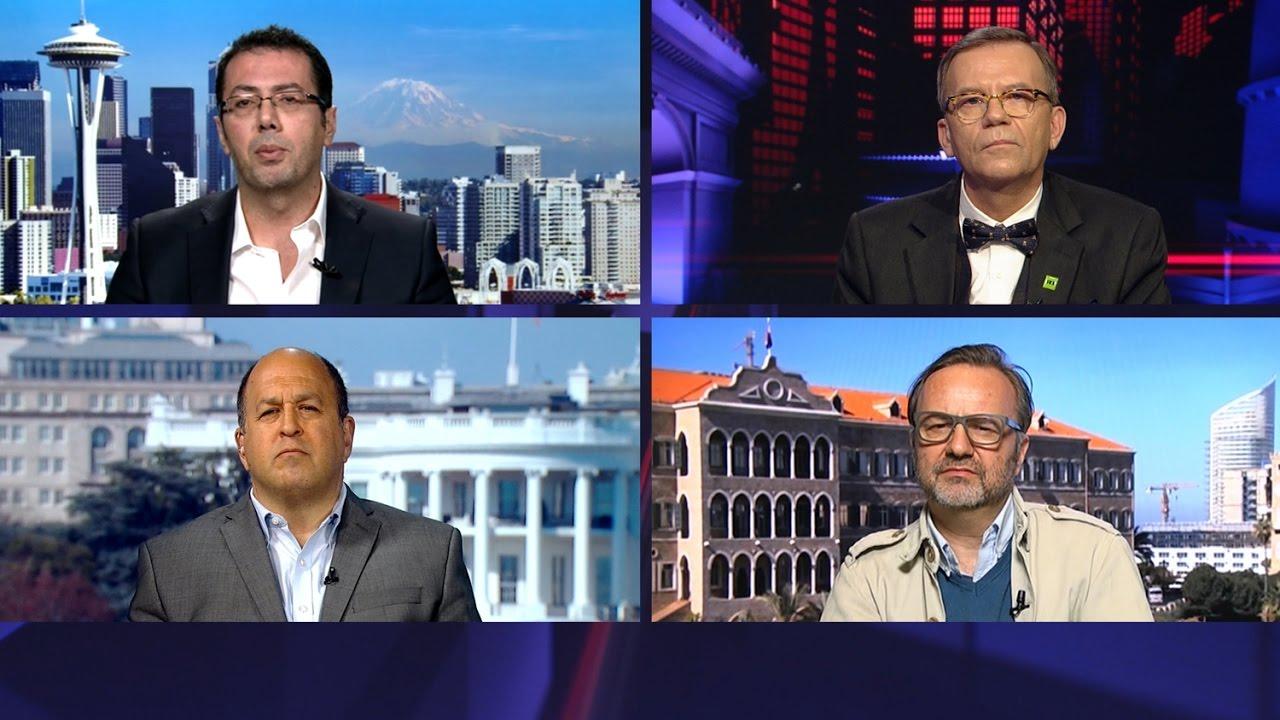 CrossTalk. В сирийский конфликт вмешался Израиль?..