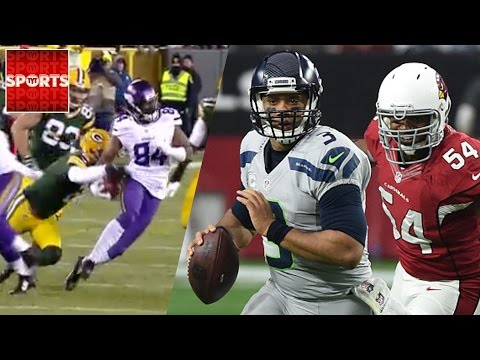 Packers Keep Slipping, Seahawks CRUSH Cardinals | NFL BEST/WORST Week 17