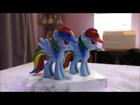 Funko Vinyl Figurine - Rainbow Dash - My Little Pony Collectible