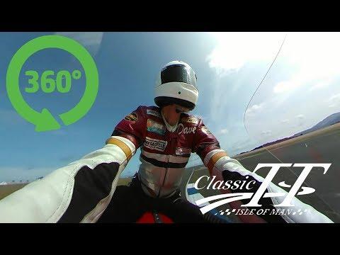 Honda Six - Classic TT 2017 - On Bike - Dave Roper - Jurby Motodrome