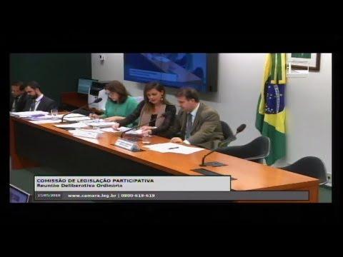 LEGISLAÇÃO PARTICIPATIVA - Eleição do 3º Vice - 15/05/2018 - 15:50