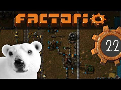 """Factorio! #22 """"Coal to Solid Fuel Conversion"""""""
