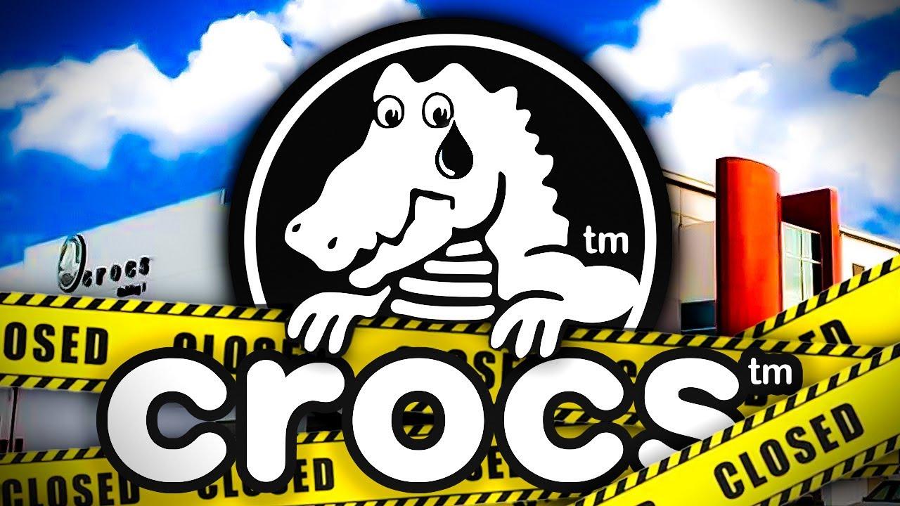 8e031fc9 👎 ¿Por qué Crocs Cierra sus Fábricas? | Caso Crocs - YouTube