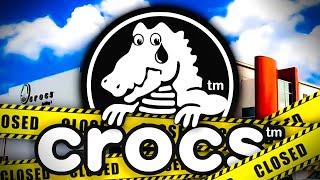 👎 ¿Por qué Crocs Cierra sus Fábricas? | Caso Crocs