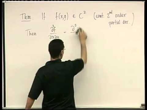40 - Higher order derivatives