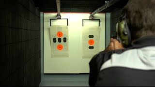 Improve Your Accuracy by Using Laser Sights as a Training Tool - Crimson Trace Shooting Tip