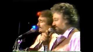 """Tompall & the Glaser Brothers """"Tryin to Outrun the Wind"""" Live Performance"""