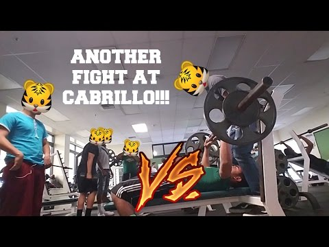 AND ANOTHER FIGHT AT CABRILLO HIGH!!!