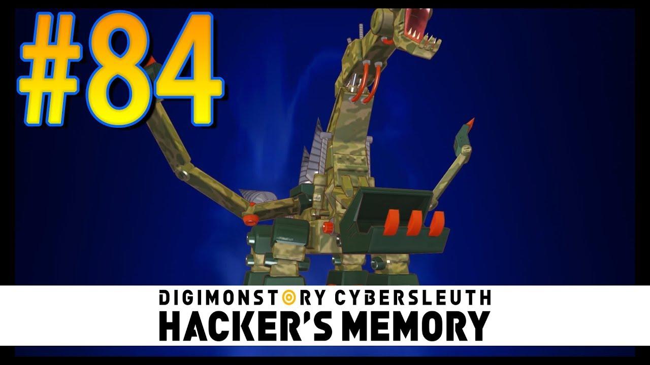 Digimon Story Cyber Sleuth Hackery S Memory Digi Locke Part 84 Brakedramon
