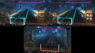 Rocksmith 2014 (Dream Theater - Pull Me Under) Lead/Rhythm/Bass