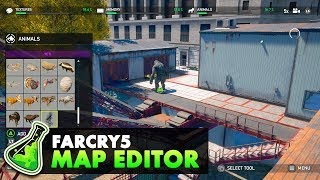 Exploring the Far Cry 5 Map Editor  - Far Cry Arcade