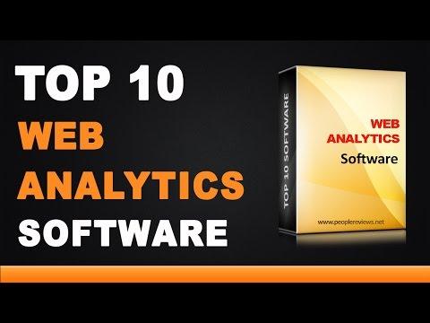 Best Web Analytics Software - Top 10 List