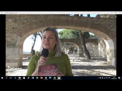 15ProgramaPesquisar - bibliotecas e aprendizagem - Tatiana Sanches e Castelo de São Jorge Lisboa