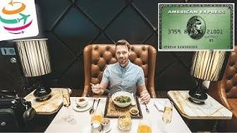 American Express Green, Punkte sammeln als Einstieg | YourTravel.TV