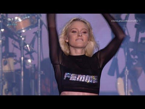 Zara Larsson - Live @ Lollapalooza Brazil 2018
