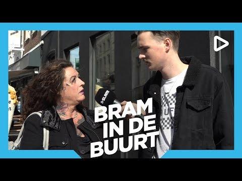 'Ik vind je lekker' - Bram In De Buurt | SLAM!
