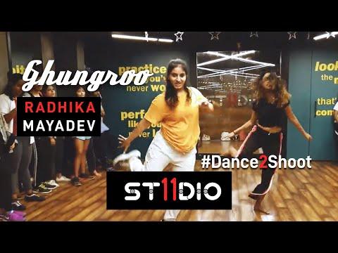 ghungroo-song-|-war-|-hrithik-roshan,-vaanikapoor-|-arijitsingh---radhika-mayadev-dance-choreography