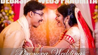 Debasish Weds Paromita - A Cinematic Wedding Love Story By Pixonova Weddings