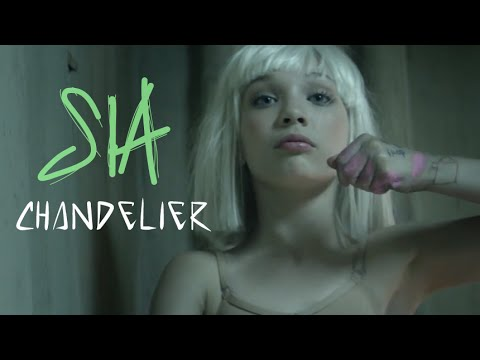 Sia Chandelier Lyrics On Screen Hq Official Audio From 1000 Forms Of Fear