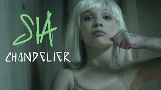 Sia - Chandelier (Lyrics On Screen HQ) OFFICIAL AUDIO (from 1000 Forms of Fear)