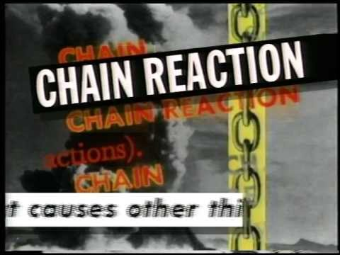 CHAIN REACTION by BETTY from HBO's Encyclopedia