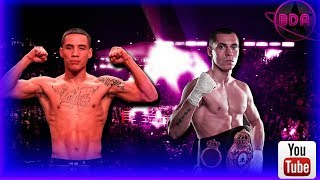 Is Oscar Valdez overrated? Valdez VS Quigg Prediction. (Mr. BDA)