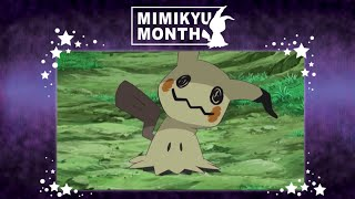 Mimikyu Appears | Pokémon the Series: Sun & Moon | Mimikyu Month