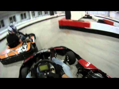 Laps Around Unser Racing