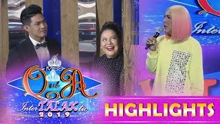 It's Showtime Miss Q & A: Vice catches and Kuya Escort Ion and Momshie Karla together
