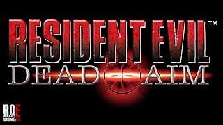 RESIDENT EVIL: DEAD AIM | ft. Bob Spaghetti | 🔴 L I V E