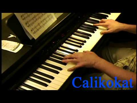 Can't Help Falling In Love With You - Piano