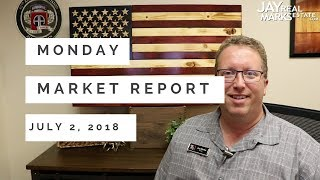 Monday Market Report: Busy June for Jay Marks Real Estate