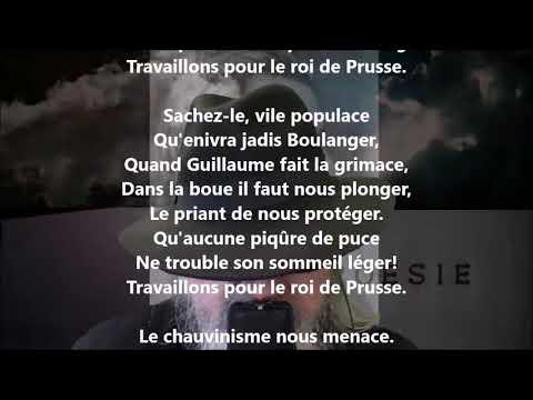 Ballade parlementaire - François Coppée lu par Yvon Jean