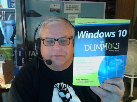 Windows 10 For Dummies Burgh Unboxing Ep 8 The Guy From