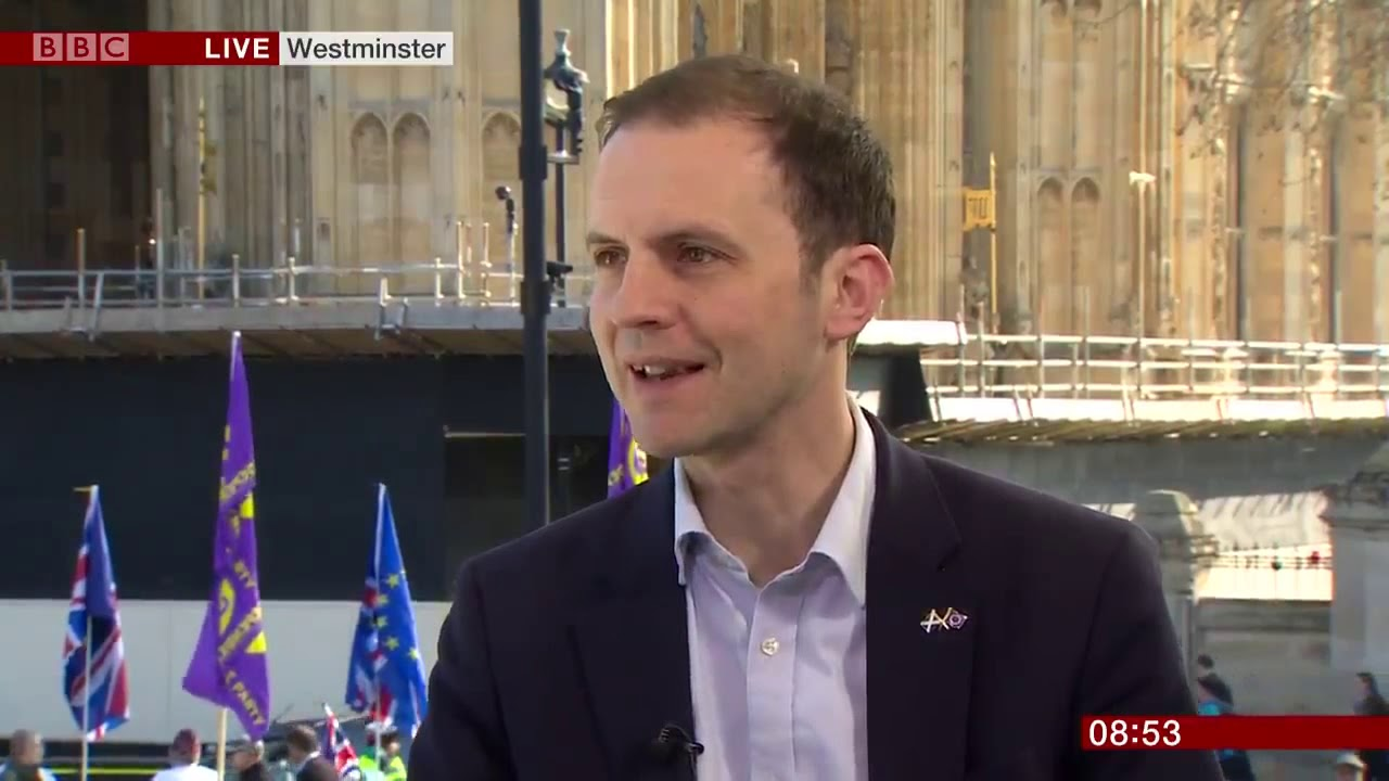 BrExit: Withdrawal Agreement Rejected - Stephen Gethins, 29 March - YouTube