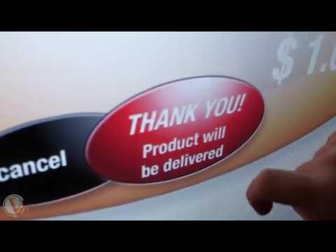 Vendors Exchange - Touchscreen Interactive Snack Machine