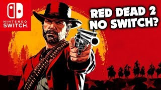 Red Dead Redemption 2 no Nintendo Switch é possível? Video