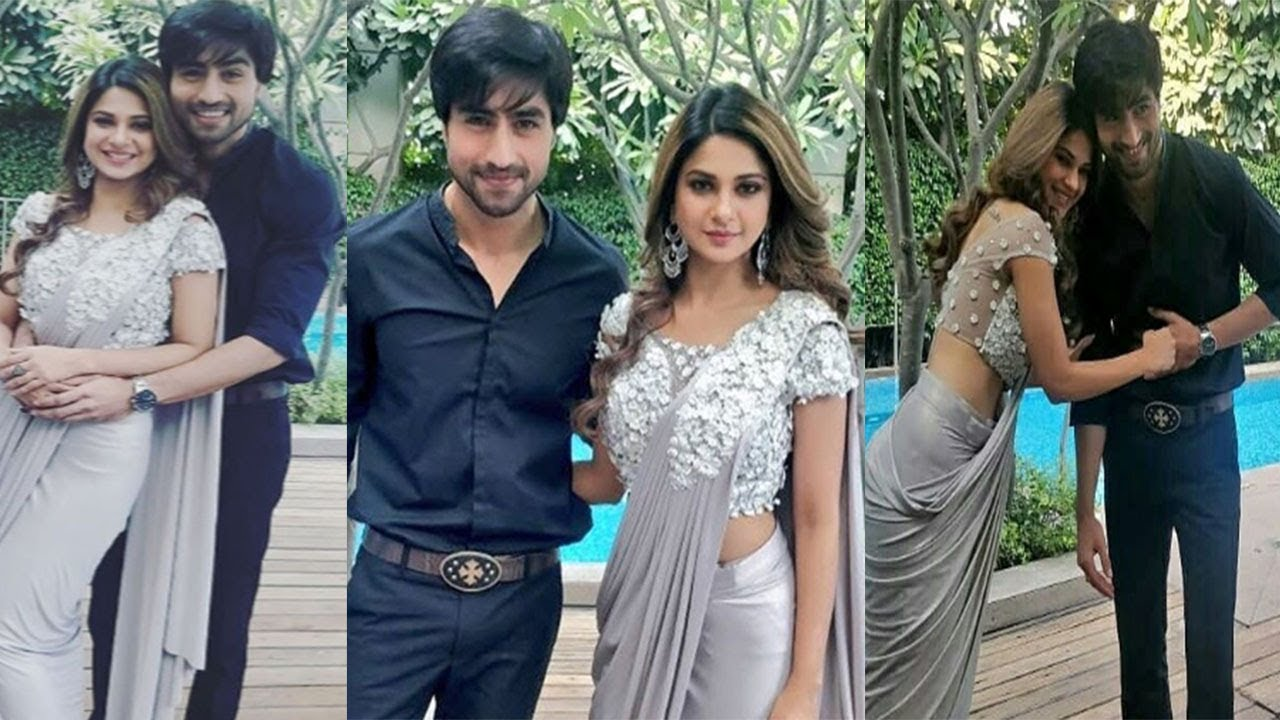 Jennifer Winget confirms Engagement with boyfriend Harshad ...