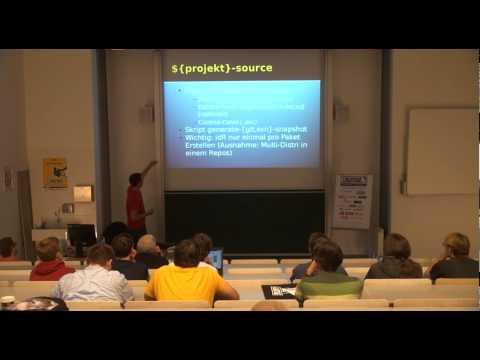Continuous Integration mit Debian/Ubuntu-Paketen