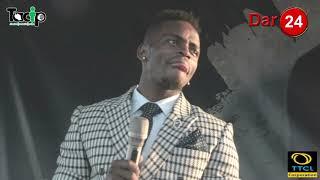 Diamond: Niliimbishwa mbele ya demu wangu ili nipatiwe lebo